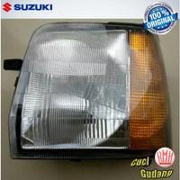 Head Lamp LH / Lampu Depan kiri Karimun Original Suzuki Genuine Parts