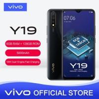 VIVO Y19 6/128GB 5000mAh Fast Charging