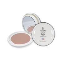 Mazaya CC Powder Complexion Corrector Whitening Amberlight Luminoso 14