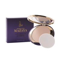 Mazaya Match Perfection 4 in 1 Powder Cake Multicare Ivory 16gr
