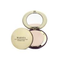 Mazaya Match Perfection 4 in1 Powder Cake Whitening Natural 16gr