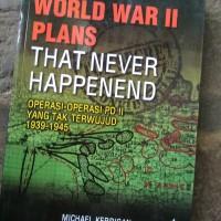 operasi operasi perang dunia II yg tak terwujud 1939-1945