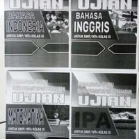 Jual Kumpulan Soal Smp Kunci Jawaban Pemantapan Persiapan Ujian Akasia Un Jakarta Timur Dindasudiati Tokopedia