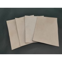 Kulit Sapi Lembaran Jenis Vegtan Ukuran A4 Kualitas Premium Leather