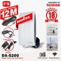Antena TV Digital Indoor / Outdoor PX DA-5200 / DA5200