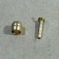neple olive conector rem hidrolic shimano