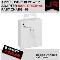 iPhone 11 Power Adapter 18W USB C To Lightning - Original Apple 100%