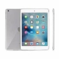 Jelly Case New IPad 7 10.2 2019 Cover jelly soft rubber Transparant