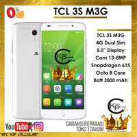 Harga smartphone tcl 3s 4g