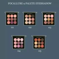 Focallure Eyeshadow 9 Colour Pallete