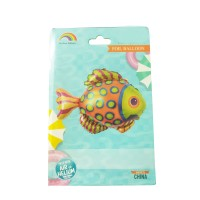 Balon Foil Ikan