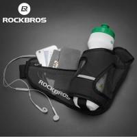Rockbros Tas Pinggang Olahraga Lari Jogging Sepeda Premium Quality