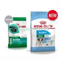 Makanan Anjing Royal Canin Mini Junior 4 Kg - Rc Puppy 4Kg limited