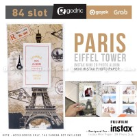 Album Eiffel Tower 84 Foto Fujifilm Instax Mini Polaroid 8 9 90 SP 2R