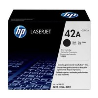 Toner Hp LaserJet 42A Black Original