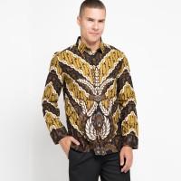 [Arthesian] Kemeja Batik Pria - Aldora Batik Printing