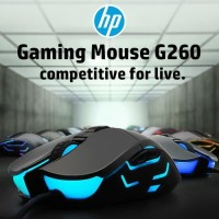 HP Mouse Gaming G260