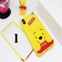 Apple iPhone 6 6S Character Motif 360 Soft Case