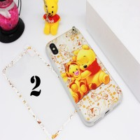 Apple iPhone 7 8 Character Motif 360 Soft Case