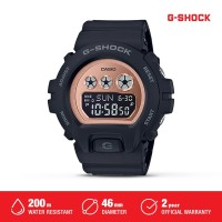 Casio G-Shock Jam Tangan Pria GMD-S6900MC-1DR Digital