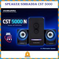 Simbadda Speaker CST 5000 N+ - HItam
