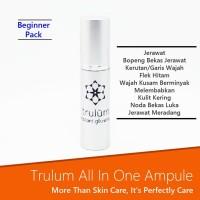 Trulum Serum 5 in 1 Masker Pemutih Wajah Bagus Import USA 5/15/120ml