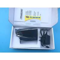 Netlink Duplex Gigabit Media Converter 2 Core Fiber Singlemode