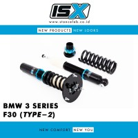 ISX Coilovers - BMW 3 Series F30 (Type 2)