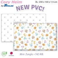 Cozy Heim Premium PVC Size XL Parklon Playmat Karpet Bermain Anak Bayi