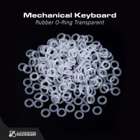 O-Ring Rubber Mechanical Keyboard - O Ring Oring Switch Keycaps