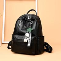 Tas Ransel Batam - Tas Ransel Wantia / Backpack Cewek Import Korea Ori