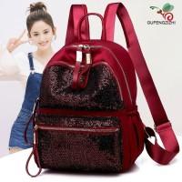 Tas Ransel Batam - Tas Ransel Wanita / Backpack Cewek Korea VZ0719