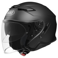 Helm Shoei J-Cruise 2 MT Black Half Face