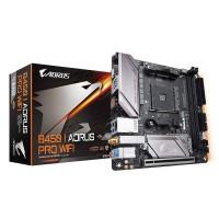 Gigabyte B450 I Aorus Pro Wifi (AM4, AMD Promontory B450, DDR4, USB3.1