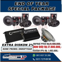 2 Ways Daily with Rear Speaker and Customized Box by Cartens Audio (E)
