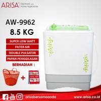 ARISA AW-9962 Mesin Cuci Green