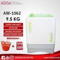 ARISA AW-1062 Mesin Cuci Green