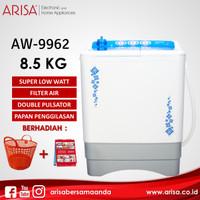 ARISA AW-9962 Mesin Cuci Blue