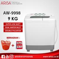 ARISA AW-9998 Mesin Cuci Green