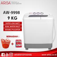 ARISA AW-9998 Mesin Cuci Purple