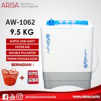 ARISA AW-1062 Mesin Cuci Blue