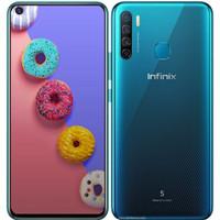 Infinix S5 ram6/128 grs resmi