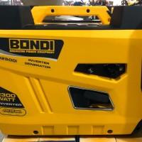 Genset Bondi Inverter 2500i Model Koper dan Silent Standard Amerika
