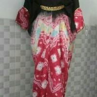 Jual Baju Muslim Wanita Jumputan Kaftan Kota Palembang Ca Busana Wanita Tokopedia