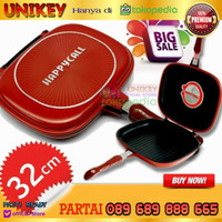 Happy Call DESSINI made in Italy SIZE 36 CM Double pan SUPER JUMBO