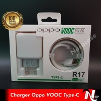 Charger Oppo Super VOOC 3.0 5V 4A Fast Charging Type C Original
