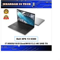 Super Disc LAPTOP DELL XPS 13 9380 I7-8565U 16GB 512GB WINDOWS 10