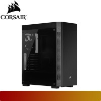 CORSAIR - 110R Tempered Glass Mid-Tower ATX Case