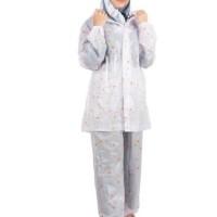 Jual Jas Hujan setelan atas bawah celana jaket Stelan Star 210415