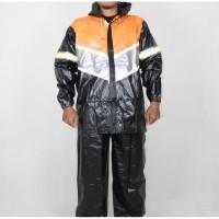 jas hujan Setelan atas bawah celana dan jaket voltron - 210815